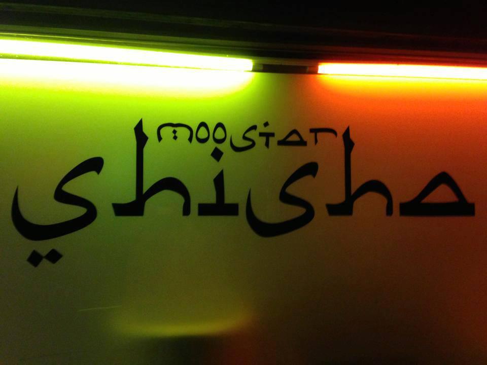 MOOSTAR SHISHA